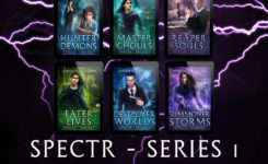 SPECTR Series 1 has All New Covers!