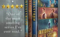 The Newest Whyborne & Griffin Box Set is Here!