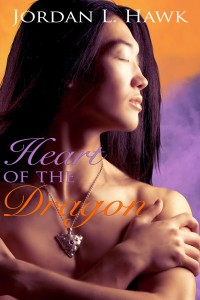 Heart of the Dragon, a m/m/m paranormal romance short story