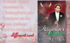 THE MAGICIAN'S ANGEL Now Available for PREORDER