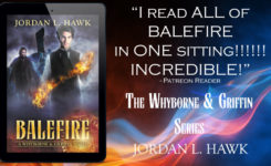 BALEFIRE (Whyborne & Griffin 10) is NOW AVAILABLE!