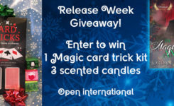 THE MAGICIAN'S ANGEL Release Week GIVEAWAY
